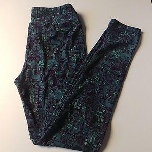 LulaRoe Tween leggings brand new!